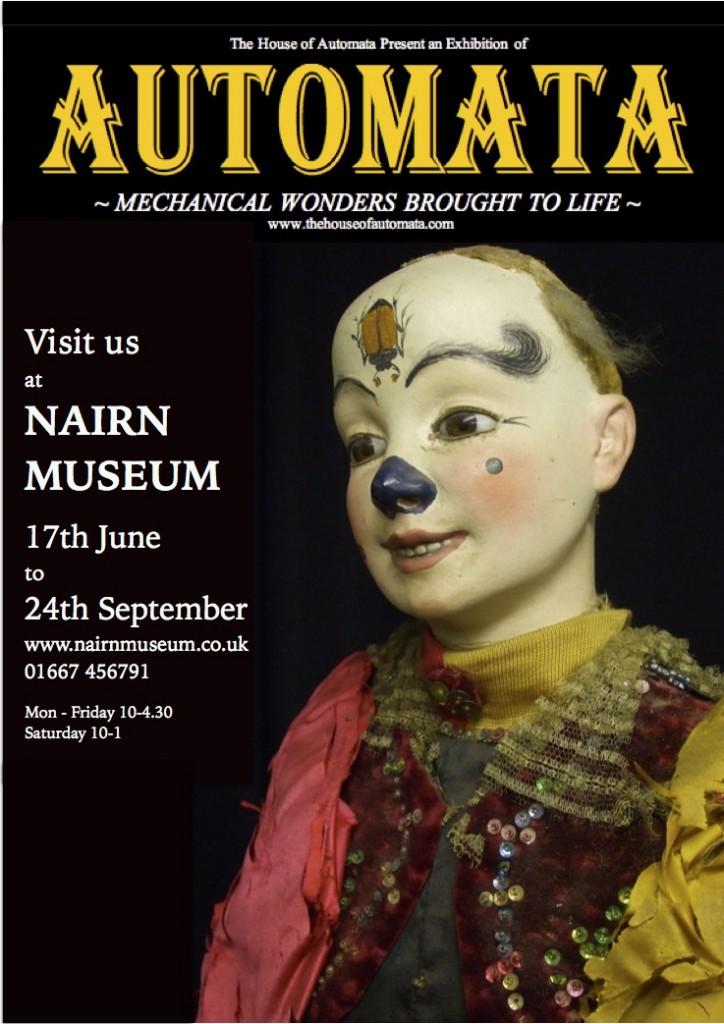 Nairn Automata Poster