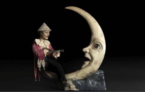 """""""Tell me about Automata"""" say's Mr Moon."""